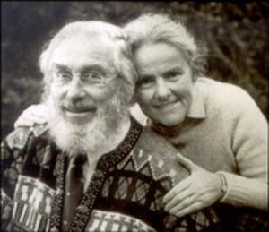 Arthur Ernest und Beate Wilder-Smith