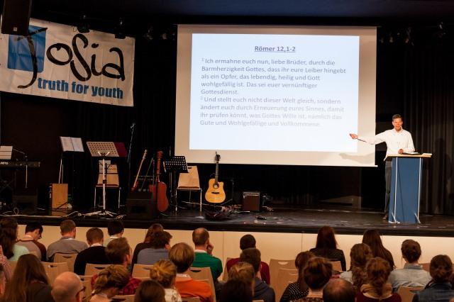 Josia Konferenz 2014