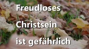 freudloses-christsein